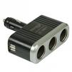 Разветвитель прикуривателя на 3 гнезда + 2 USB (RITMIX RM-023) - Разветвитель прикуривателяРазветвители прикуривателя<br>Разветвитель для прикуривателя RITMIX RM-023 позволяет подключать в гнездо автомобильного прикуривателя одновременно несколько различных устройств<br>