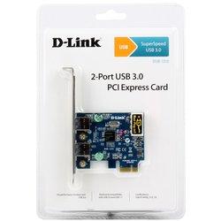 ���������� 2xUSB 3.0 PCI Express (D-Link DUB-1310)