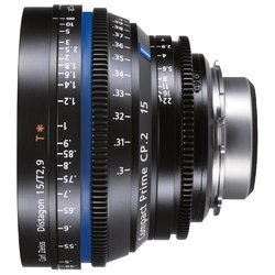 Zeiss Compact Prime CP.2 15/T2.9 Sony E