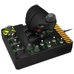���� saitek x-55 rhino h.o.t.a.s. system for pc