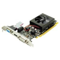 Palit GeForce 210 589Mhz PCI-E 2.0 1024Mb 1000Mhz 64 bit DVI HDMI HDCP BULK