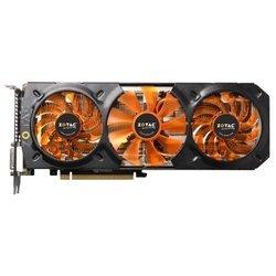 ZOTAC GeForce GTX 780 Ti 941Mhz PCI-E 3.0 3072Mb 7000Mhz 384 bit 2xDVI HDMI HDCP