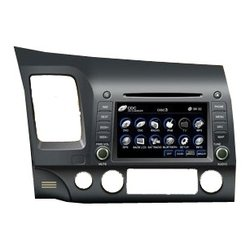 flyaudio 80017b02 honda civic 2009