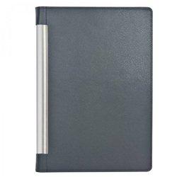 """Кожаный чехол-книжка для Lenovo Yoga Tablet 8"""" B6000 (IT BAGGAGE ITLNY802-1) (черный)"""