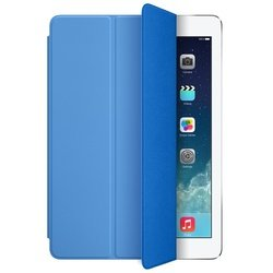 Чехол-книжка для Apple iPad Air (Smart Cover MF054ZM/A) (синий)