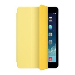 чехол-книжка для apple ipad mini (smart cover mf063zm/a) (желтый)