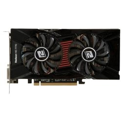 powercolor radeon hd 7770 1100mhz pci-e 3.0 1024mb 4500mhz 128 bit dvi hdmi hdcp pcs
