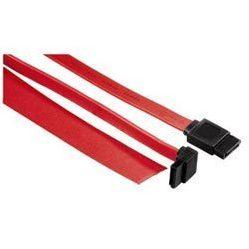Кабель Serial ATA 150/300 Hama H-78424 0.6м (красный)