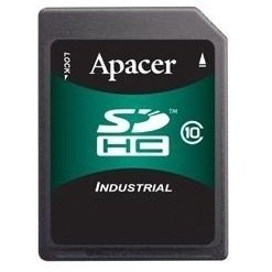 ��������� apacer industrial sd 2gb class 10 (ap-isd02gcs2a-3t)