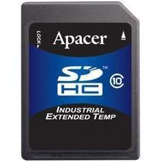 apacer industrial sdhc 4gb class 10 (ap-isd04gcs4a-3t)