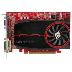 видеокарта powercolor hd7730 1gbd5-he (gddr5, 128 bit, hdcp, vga, dvi, hdmi, retail)