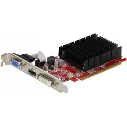 ���������� powercolor ax6450 1gbk3-she v3 (1gb, gddr3, 64 bit, hdcp, dvi, hdmi, retail)