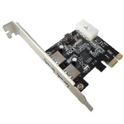 ���������� PCI-Express - 2 port USB 3.0 (ORIENT VL-3U2PE) OEM