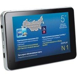 Портативный GPS навигатор Explay N1