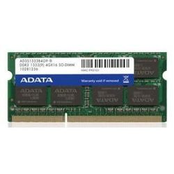 ADATA DDR3 1600 SODIMM PC12800 4GB bulk (AD3S1600C4G11)