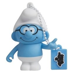 tribe brainy smurf 8gb