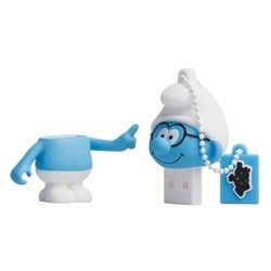 tribe brainy smurf 4gb