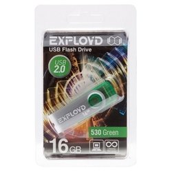 EXPLOYD 530 16GB (зеленый)