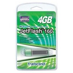transcend jetflash 160 4gb