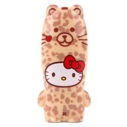 mimoco mimobot hello kitty loves animals - leopard 8gb