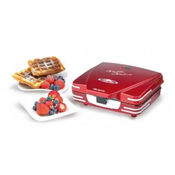 вафельница ariete waffle maker party time (model 187)
