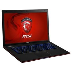 "msi ge70 2oe (core i7 4700mq 2400 mhz/17.3""/1920x1080/8.0gb/1256gb hdd+ssd/dvd-rw/nvidia geforce gtx 765m/wi-fi/bluetooth/win 8 64)"