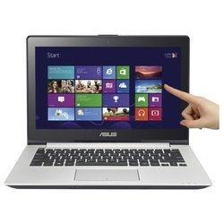 "asus vivobook s301lp (core i7 4500u 1800 mhz/13.3""/1366x768/8.0gb/750gb/dvd нет/amd radeon hd 8530m/wi-fi/bluetooth/win 8 pro 64)"