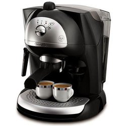 Кофеварка DeLonghi EC 410.B (черный)