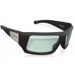 Очки Look 3D LK3D007 C1 Mens Action Wrap (матовый черный)