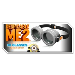 ��������� ���� look 3d lk3ddm2bp c5 despicable me 2 (blister pack)