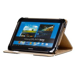 """Универсальный чехол-книжка для планшетов 10"""" Smartbuy Glossy (SBC-Glossy UNI-10-K) (черный)"""
