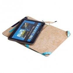 """Универсальный чехол-книжка для планшетов 10"""" Smartbuy Glossy (SBC-Glossy UNI-10-M) (мятный)"""