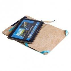 """Универсальный чехол-книжка для планшетов 8"""" Smartbuy Glossy (SBC-Glossy UNI-8-M) (мятный)"""