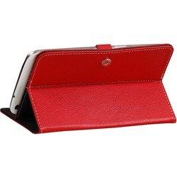 """Универсальный чехол-книжка для планшетов 7"""" Smartbuy Staple (SBC-Staple UNI-7-R) (красный)"""