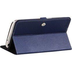 """Универсальный чехол-книжка для планшетов 7"""" Smartbuy Staple (SBC-Staple UNI-7-B) (синий)"""