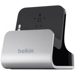 Док-станция Belkin для iPhone 5, 5S, iPod touch 5 (F8J045bt) (серебристо-черный)