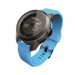 Умные часы COOKOO Watch (CKW-KB002-01) (черный с синим ремешком)