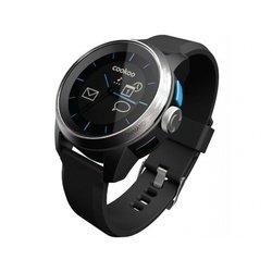 Умные часы COOKOO Watch (CKW-KK002-01) (черный с черным ремешком)
