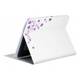 Чехол-книжка для Samsung Galaxy Tab 3 8.0 T3100 (Anymode F-BUVP006RWH) (белый)