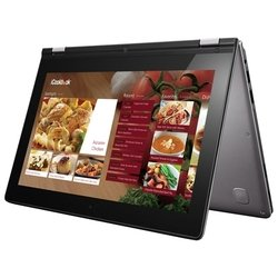 "lenovo ideapad yoga 11s (core i3 3229y 1400 mhz/11.6""/1366x768/4.0gb/128gb ssd/dvd нет/intel hd graphics 4000/wi-fi/bluetooth/win 8)"