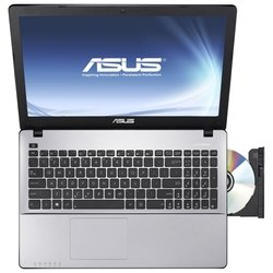 "asus x550la (core i7 4500u 1800 mhz/15.6""/1366x768/6.0gb/750gb/dvd-rw/intel hd graphics 4400/wi-fi/bluetooth/dos)"