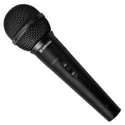 Микрофон Defender MIC-129 (черный)