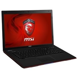 "msi ge70 2oc (core i5 4200m 2500 mhz/17.3""/1920x1080/8gb/1000gb/dvd-rw/nvidia geforce gt 750m/wi-fi/bluetooth/win 8)"