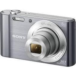 Sony Cyber-shot DSC-W810 (серебристый)