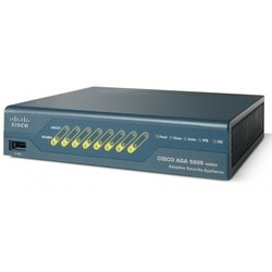 Межсетевой экран Cisco ASA 5505 Appliance with SW, 10 Users, 8 ports, DES (ASA5505-K8)