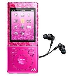 Sony NWZ-E384 (розовый)
