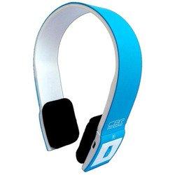 Bluetooth гарнитура CBR CHP-636Bt (голубой)
