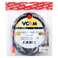 ������ �����-����� VCOM VHD6200D-5MO HDMI 19M/M Ver 1.4