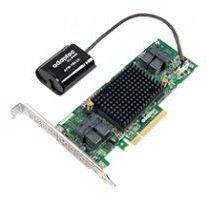 контроллер pci-e v3  x8, lp (adaptec asr-81605zq)