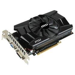 MSI GeForce GTX 750 Ti 1059Mhz PCI-E 3.0 2048Mb 5400Mhz 128 bit DVI HDMI HDCP RTL